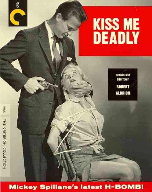 KISS ME DEADLY BY MEEKER,RALPH (Blu-Ray)