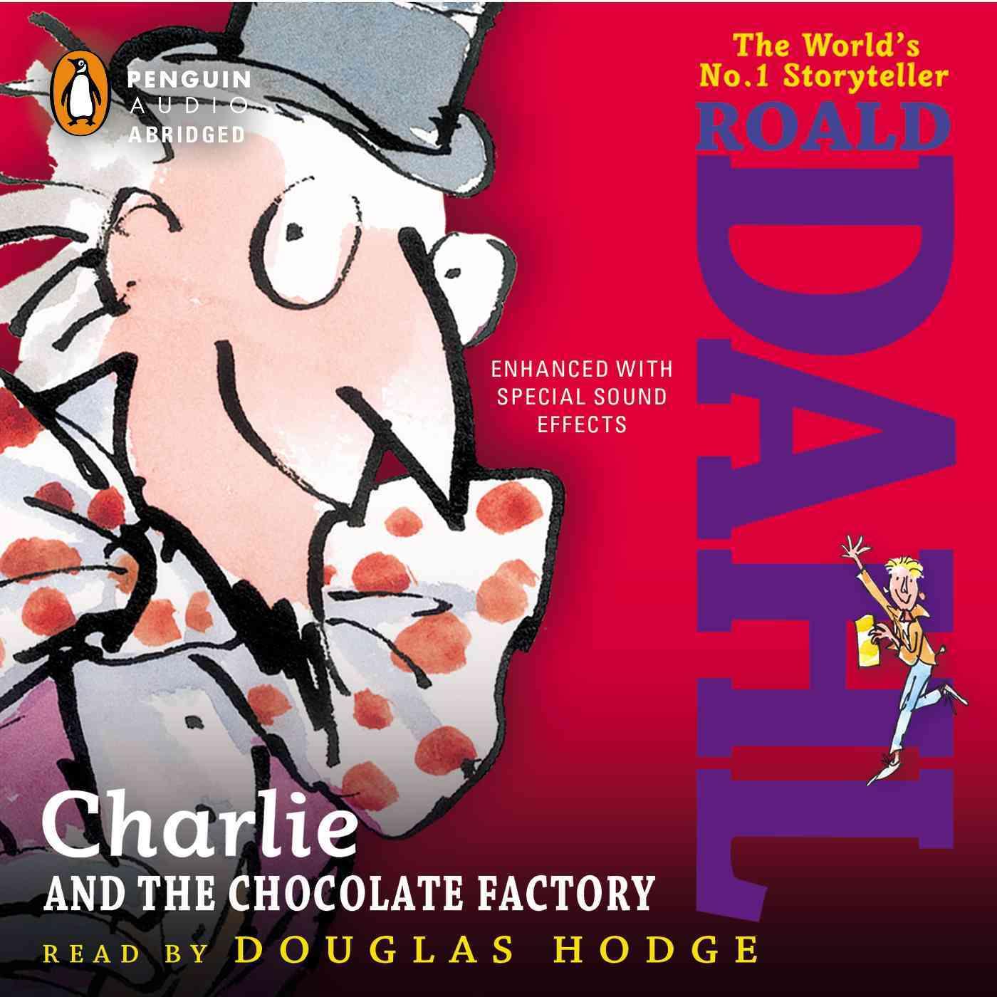[CD] Charlie and the Chocolate Factory By Dahl, Roald/ Hodge, Douglas (NRT)